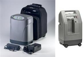 oxygen concentrator as supplied by SleepZone